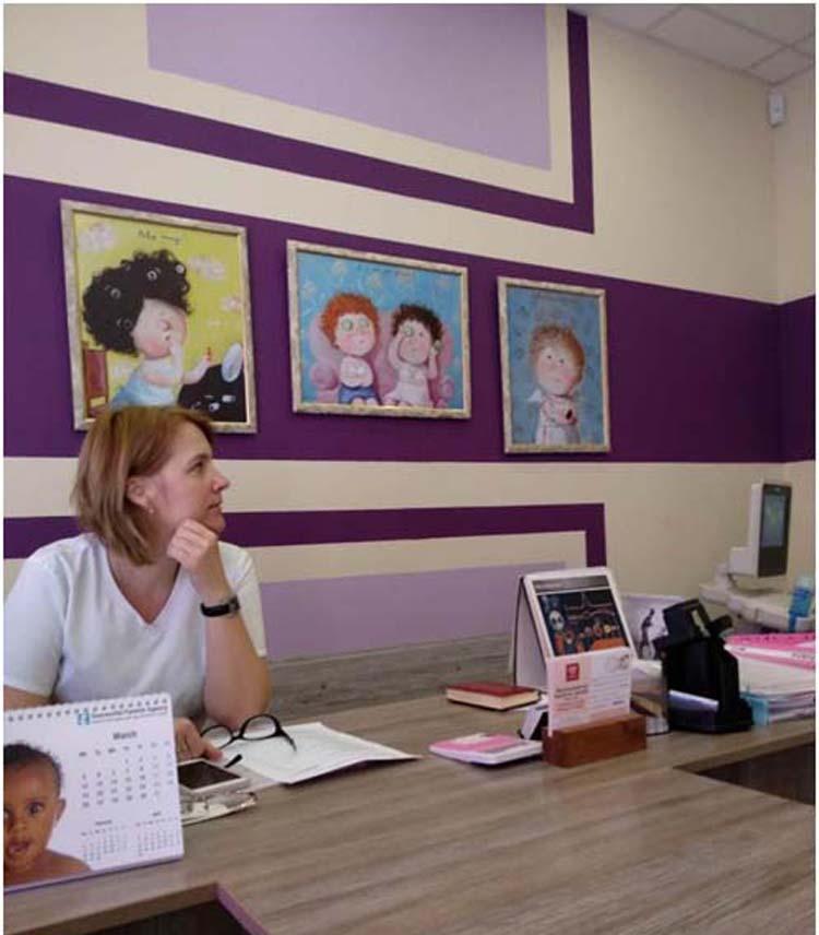 乌克兰MINI试管婴儿医院 mini